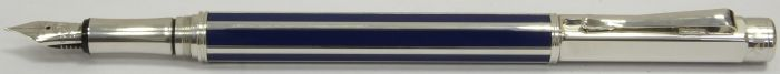 CA028 Caran d'Ache Varius China Blue, boxed.  (Medium)