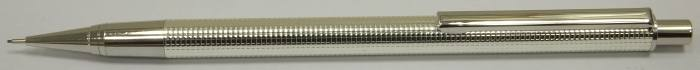 MS512 Silver Plated Pencil, boxed.