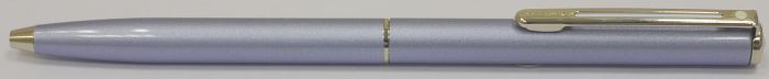 SH1401 Sheaffer Agio 9101 Blue Shimmer Ballpoint, boxed.